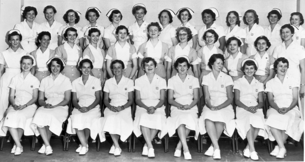 Tenth Eastern State Student Nurse Class