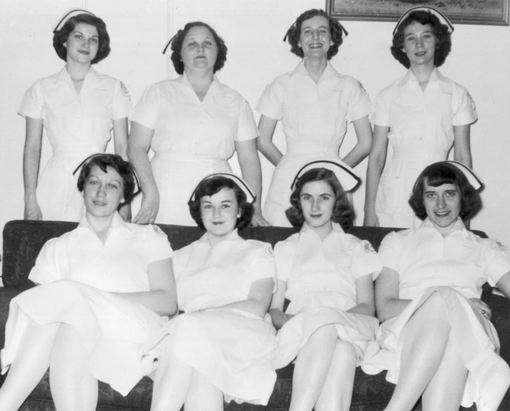 February, 1956, Class