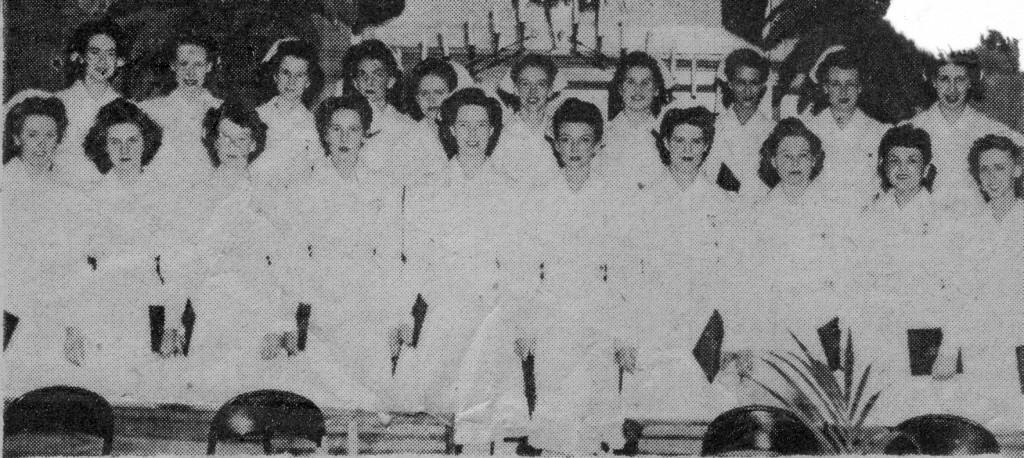 1946 Graduating Class