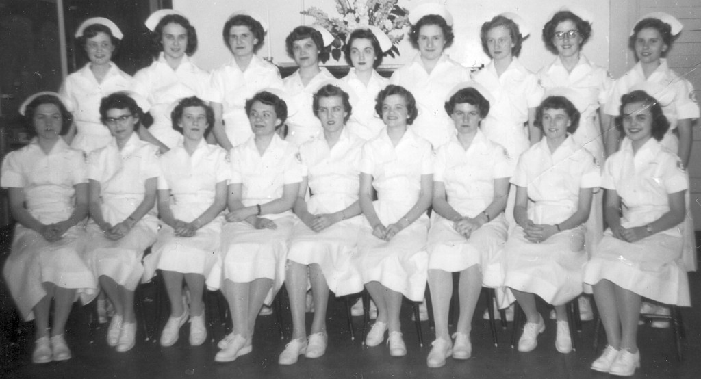 1955 Class Capping