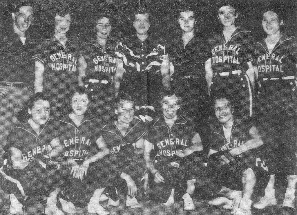 Softball Team abt 1947