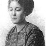 Amy Young in 1911