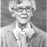 Amy Harshman in 1981