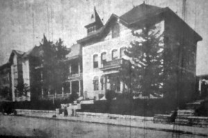 LMU Property in 1917