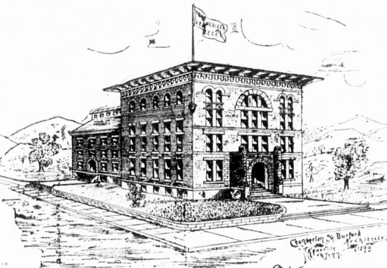 TMC in 1890