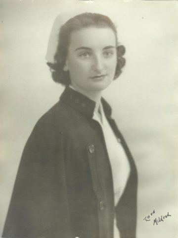 Mildred Evelyn White Cruze