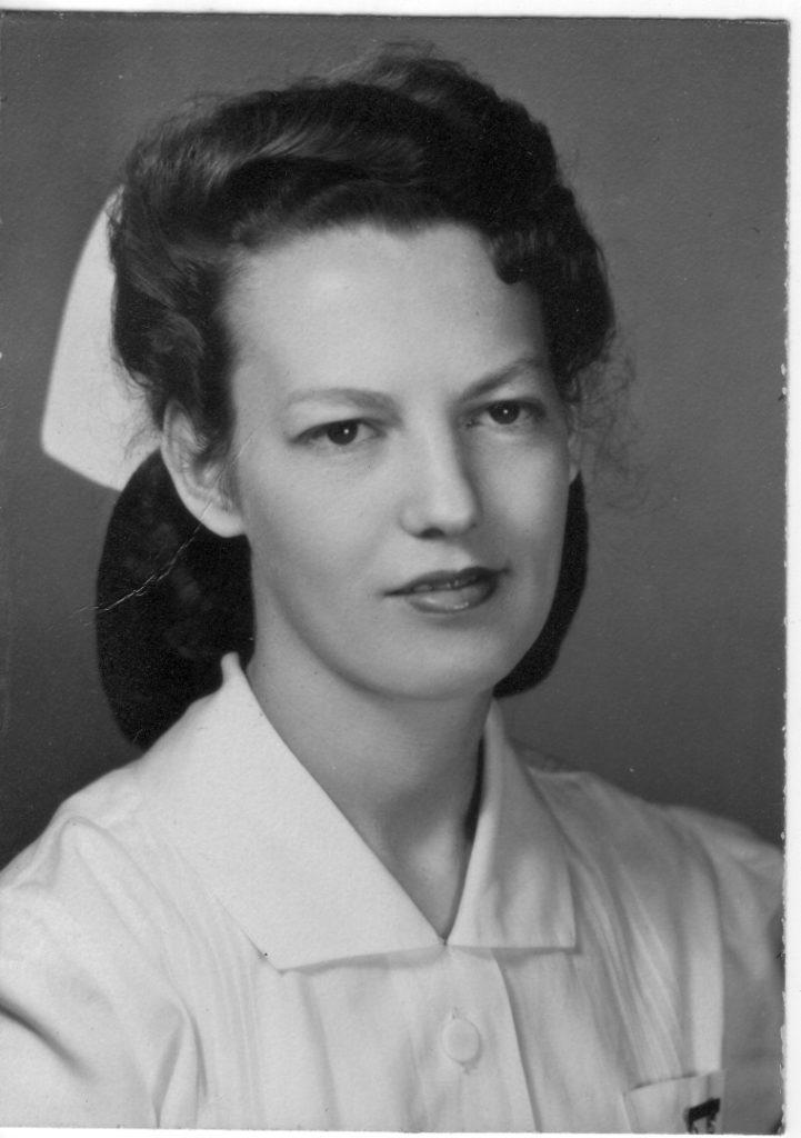 Clara Fox about 1946