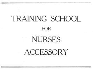 1913 LMU Accessory Title Page